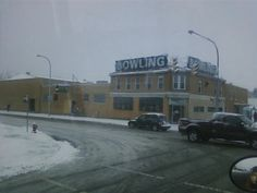 Voelkers Lanes-Elmwood and Amherst St.
