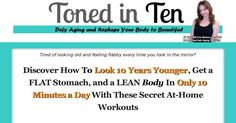 "Toned In Ten by Erin Nielsen free pdf download. The Government recommends 5 hours of moderate intensity exercise like jogging, per week. The following is an actual quote from the CDC website, ""More time equals more health benefits, if you go beyond 300 minutes a week of moderate-intensity activity, or 150 minutes a week of vigorous-intensity activity, you'll gain even more health benefits."" That quote is the exact guideline that is making us"
