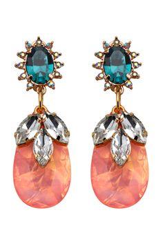 Beautiful Mawi earrings.