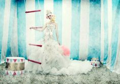 Doll-Face Photography - The Circo Amato Series is Soft and Romantic (GALLERY)