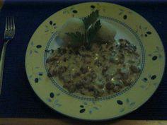 Eierschwämme in Rahmsauce - Rezept