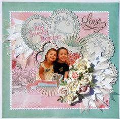 My Sweet Babies ~My Creative Scrapbook DT~ - Scrapbook.com