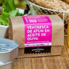 VENTRESCA DE ATÚN EN ACEITE DE OLIVA Coffee, Drinks, Food, Baler, Olive Oil, Preserve, Kaffee, Drinking, Beverages