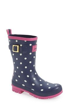 Joules 'Molly' Rain Boot (Women) available at #Nordstrom