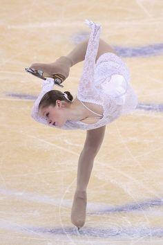 Julia Lipnitskaia COC 2012