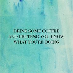 There are few things that good coffee and the right attitude can't fix. Happy Friday, elephants!  #elephantjournal #mayitbeofbenefit