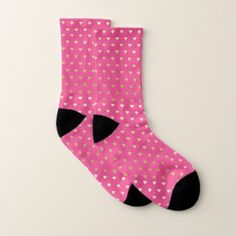 Valentines Baking, Love Valentines, Valentine Day Gifts, Golden Heart, Pink Socks, Cute Love, Party Hats, Trendy Outfits, Diy Christmas