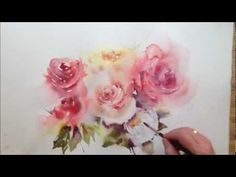 A Watercolour Demonstration, this demonstration is in response to requests from fellow painters to demonstrate painting a watercolour subject without the use...