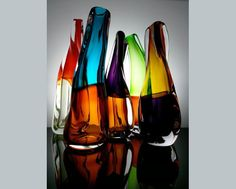 Vic Bamforth Sommercalmo Collection| Contemporary Glass Society