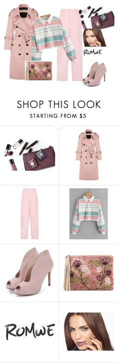 """fun colors"" by margaretkellogg on Polyvore featuring Mary Kay, Burberry, Joseph, Sam Edelman, styles, Marykay, fashions and MaryKayCosmetics"