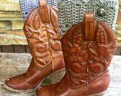 Womens boot cuffs