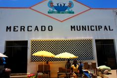 Mercado Municipal in Vilankulo, Mozambique