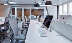 Contemporary Design Meets African Overtones At Inaugure Headquarters