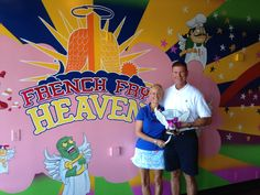 THE very COOL owners of French Fry Heaven Lakeland! French Fry Heaven, French Fries, Heavens, Cool Stuff, Pictures, French Fries Crisps, Photos, Chips, Heaven
