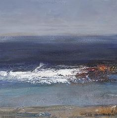 Kurt Jackson Recent Work Kurt Jackson, Landscape Art, Landscape Paintings, Landscapes, St Just, Historia Natural, Sea Art, Coastal Art, Traditional Paintings