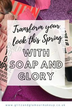 Try something new for Spring with Soap and Glory A Beauty-Full house Beauty Full, Diy Beauty, Beauty Hacks, Beauty Tips, Make Money Online, How To Make Money, Glamour Makeup, Best Blogs, Try Something New