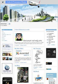 il mio sito  http://www.freale.altervista.org/