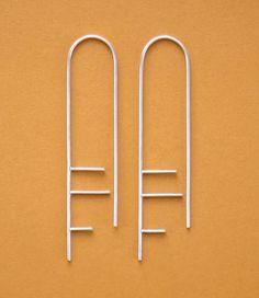 SES Design, Architecture Earrings