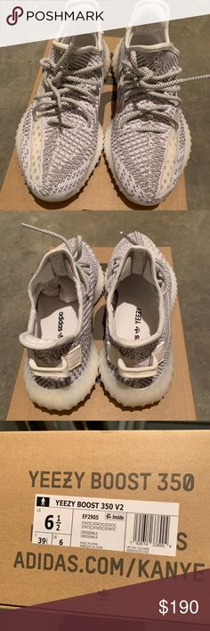 50ae92130b1ac Shop Women s Yeezy size Athletic Shoes at a discounted price at Poshmark.