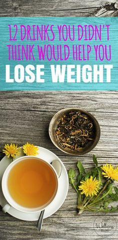 THE WELLNESS BLOG 12 DRINKS YOU DIDNT THINK WOULD HELP YOU LOSE WEIGHT weightloss diet food health thewellnessblog