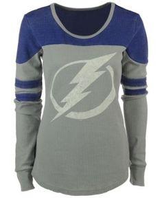 G-III Sports Women s Tampa Bay Lightning Hat Trick Thermal Long-Sleeve T-Shirt  Women - Sports Fan Shop By Lids - Macy s ce18853cc