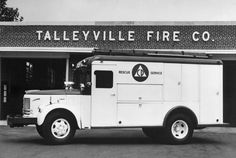 Talleyville Fire Company, Delaware - Rescue (1952 Reo chassis, Civil Defense Service) | Flickr - Photo Sharing!