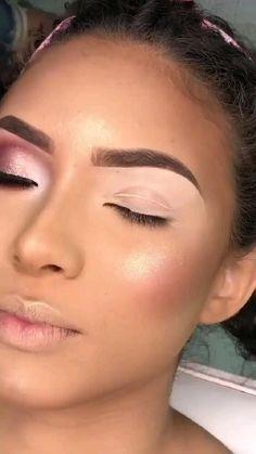 Grunge Makeup, Glam Makeup, Eye Makeup, Creative Makeup Looks, Simple Makeup, Eyeshadow Guide, Goddess Makeup, Makeup Order, Makeup Makeover