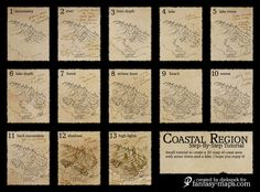 Fantasy Map - Step-by-step tutorial by Djekspek.deviantart.com on @deviantART