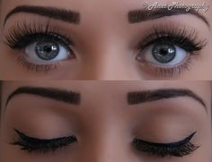 Every Day Look This is so perfect, I wish I knew how to do this