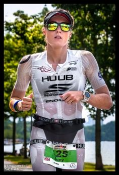 Lucy Charles, rookie at 2017 Ironman World Championship...and finished in 2nd place.  Will she be the woman to break Daniela Ryf's Kona win streak? #Ironman #Triathlon