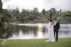 The view from outside the Terrace which makes a beautiful backdrop for a bride and groom shoot // Melbourne Wedding Photography by Finessence Photography // www.finessence.com.au