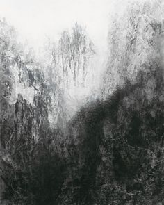 HIROSHI SENJU http://www.widewalls.ch/artist/hiroshi-senju/ #abstract #expressionism #painting