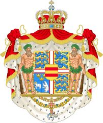 National Coat of arms of Denmark - Danmark - Wikimedia Commons