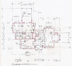 My dream home!!!!  Breakdown of the rooms/layout.  GroundFloorPlan.jpg (705×648)