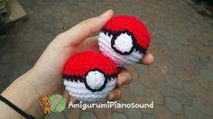 Amigurumipianosound Crochet Blog: Pokeball Free Crochet Pattern