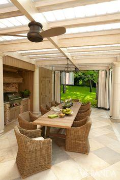 Elegant Outdoor Spaces On Pinterest Verandas Outdoor
