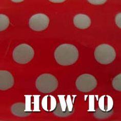 Beaut - Beauty, Fashion, Life , Photos, Celebrity, Tutorials - Beaut.ie How To: Polka dot nails