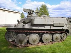 Pansarbandvagn 301 (pbv 301), was a Swedish armoured personnel carrier used by the Swedish Army