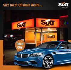 Tokat'lıların beklediği Sixt ayrıcalığı artık Tokat Ofisimizde :) www.sixt.com.tr #sixt #sixtrentacar #rentacar #sixtturkiye #kiralıkaraç #tokat
