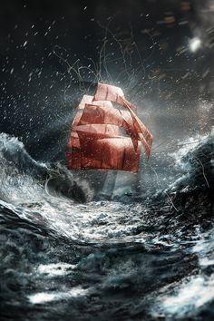 ghost ship the flying dutchman