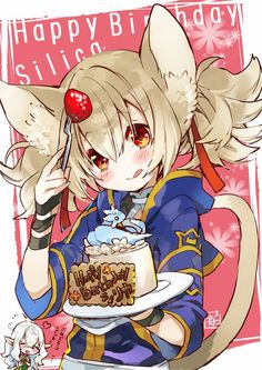 """猫猫 猫 on Twitter: """"うおおおおお!シリカ誕生日おめでとおおおおうう!!!!これからもガールズ・オプスでよろしくー!! #SAO #ソードアート・オンライン #シリカ誕生祭 #ガールズ・オプス… """" Sword Art Online Alo, Online Art, Mai Waifu, Sao Characters, Realm Reborn, Online Anime, Star Art, Tsundere, Kirito"""