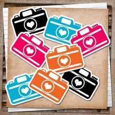 U printables by RebeccaB: Smash Cameras Freebie