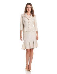 Danny & Nicole Women's Jacket Dress