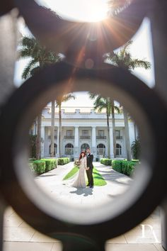 creative different pictures at Vintage Garden Wedding at Flagler Museum Palm Beach by Domino Arts Photography Bride And Groom Pictures, Wedding Pictures, Domino Art, South Florida, Palm Beach, Garden Wedding, Backdrops, Art Photography, Skyline