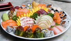 sushi | Aula de sushi e drink com sake no mês dos namorados « Agenda Boa ...