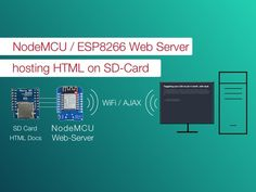 NodeMCU WebServer with SD Card Support