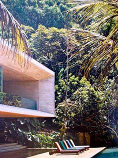 Paraty House   Marcio Kogan