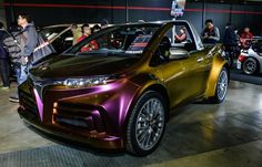 The wildest cars of the Tokyo Auto Salon