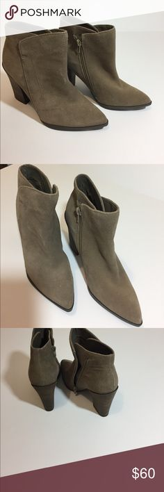 NWT Guess Suede Ankle Boots New size 6 Guess Shoes Ankle Boots & Booties