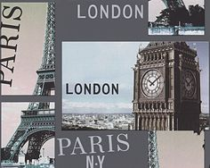 Artikelbild; Livingwalls Tapete 958501  #travel #ascreation #wallpaper #tapete #traveltheworld #onewayticket #reisen #urlaub #justaway #london #city